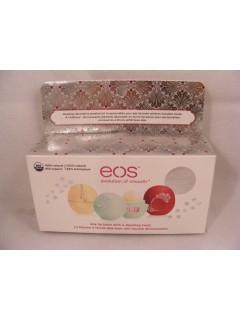 Набор бальзам для губ EOS Lip Balm Sphere 3 Pack