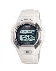 Часы Casio GWM850 коррекция времени по радиосигналу