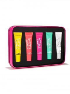 Подарочный набор блесков для губ BEAUTY RUSH NEW Lip Gloss Gift Set
