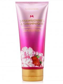 Крем для рук и тела Strawberries & Champagne Ultra-moisturizing Hand and Body Cream
