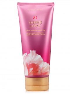 Крем для рук и тела Sheer Love Ultra-moisturizing Hand and Body Cream