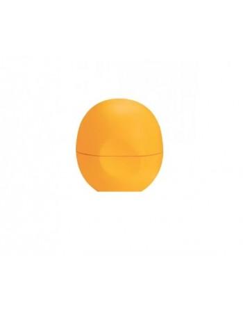 EOS Smooth Sphere Lip Balm Madicated Tangerine Бальзам для губ Лечебный Мандарин