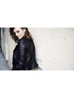 Кожаная куртка Anine Bing