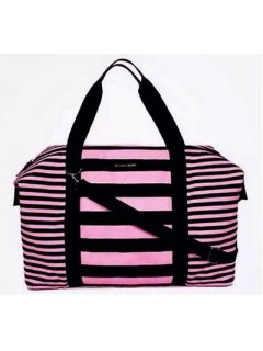 Сумка Getaway Weekender Travel Tote Bag LE PINK STRIPES Summer
