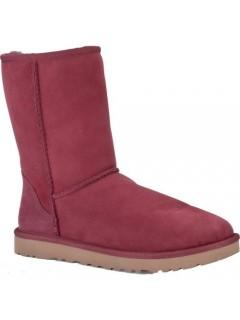 UGG Australia Classic Short Sangria Boots 5825