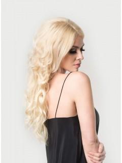 Волосы пепельный блонд #60