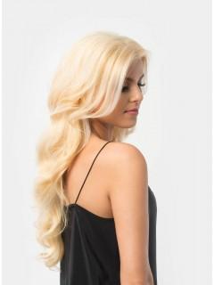 Волосы сияющий блонд #613