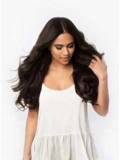 Волосы темно-коричневые #2