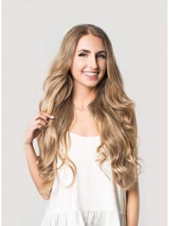 Волосы грязный блонд #18