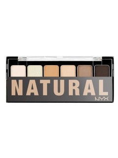 Набор теней NYX THE NATURAL SHADOW PALETTE (TNS)