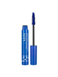 Тушь для ресниц NYX COLOR MASCARA (CM) BLUE